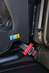 Infa Red Seat Belt Clamp