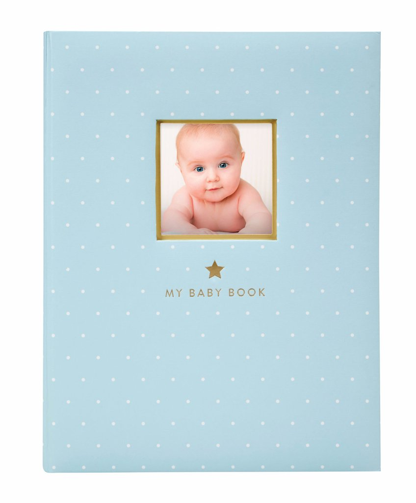 Sweet Welcome Baby Book
