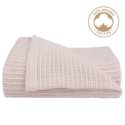 Organic Cot Cell Blanket