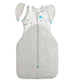 Swaddle Up Transition Bag 2.5 Tog White
