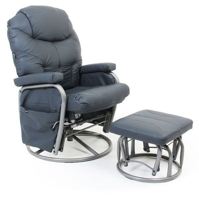 Seville Glider Chair with Ottoman