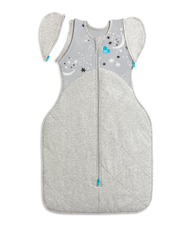 Swaddle Up Transition Bag 3.5 Tog Grey