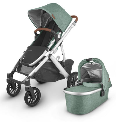 Uppa Baby Vista V2 pram with Bassinet