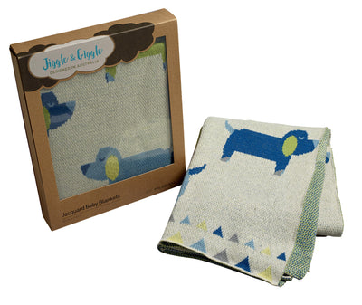 Boxed Baby Blanket