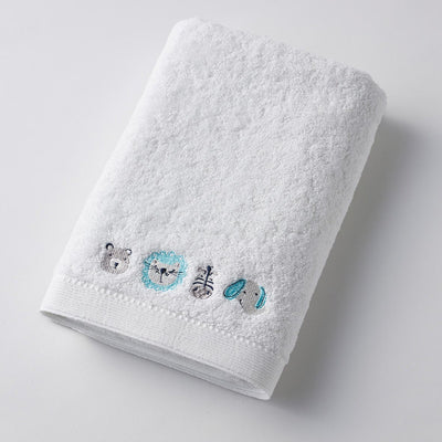 BATH TOWEL AND WASHER SET