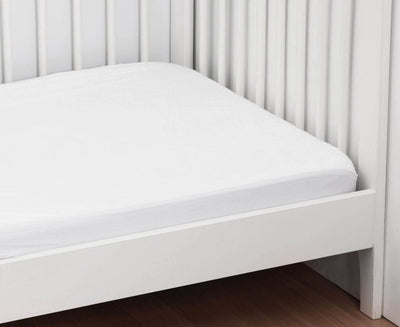 Bamboo Bassinet Waterproof Mattress Protector