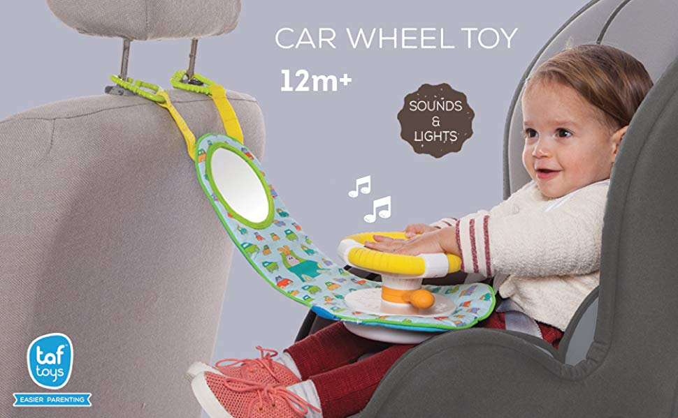 Car Travel Wheel Toy