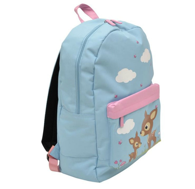 Bobble Art Coated Backpack