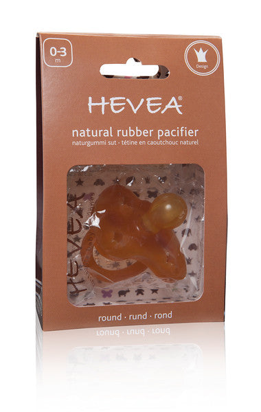 Natural Rubber Cherry Soother