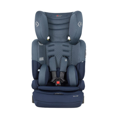 Mothers Choice Kin Air Protect Convertible Booster