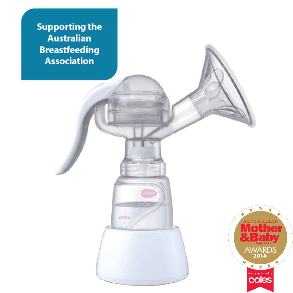 Unimom Mezzo Manual Breast Pump