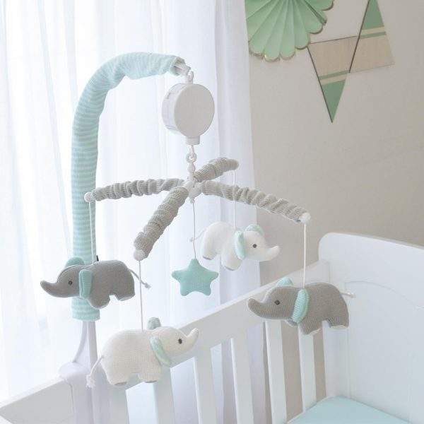 Musical Cot Mobile Gift Set