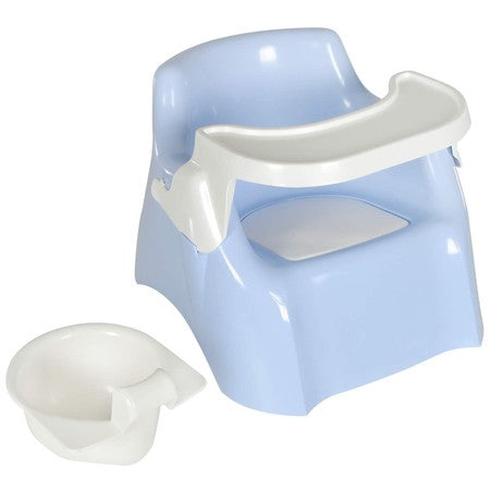 ROGER ARMSTRONG POTTY CHAIR 2 IN 1