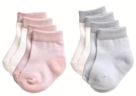 Preemie Fashion Socks 2 Pack