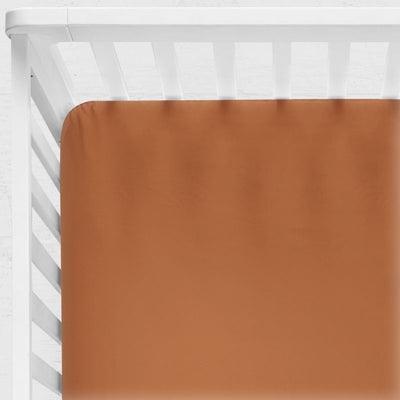 SNUGGLY FITTED COT SHEET