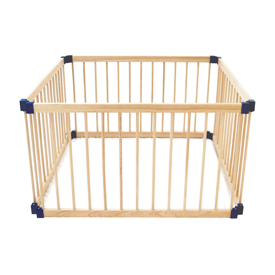 Wooden Playpen Square