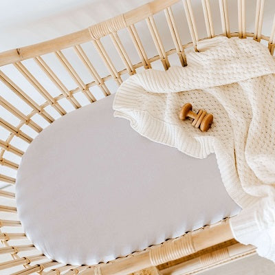 Snuggle Bassinet Sheet | Cradle Mattress