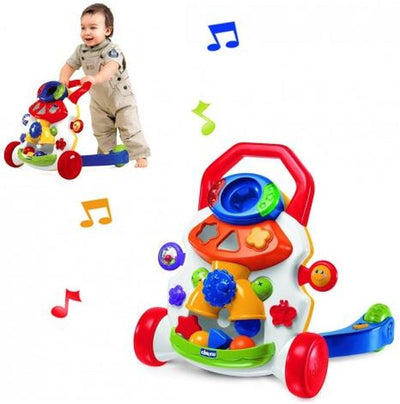 BABY STEPS ACTIVITY WALKER