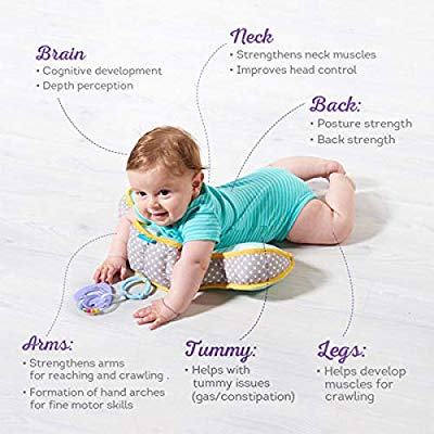 Tummy Time Development Pillow