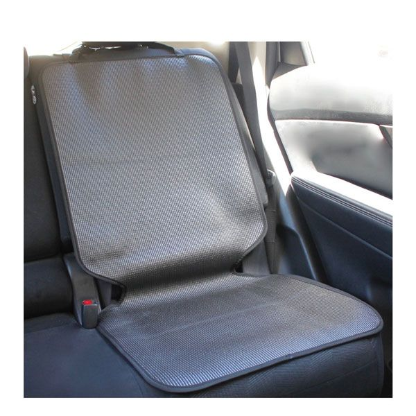 GRAB IT BLACK SEAT PROTECTOR