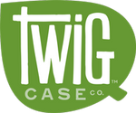 Twig Case Co. Leaf Logo