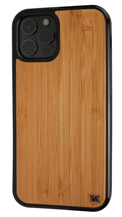 Bamboo - Case for iPhone 12/Mini/Pro/Max, Case for iPhone 12/Mini/Pro/Max - Twig Case Co.
