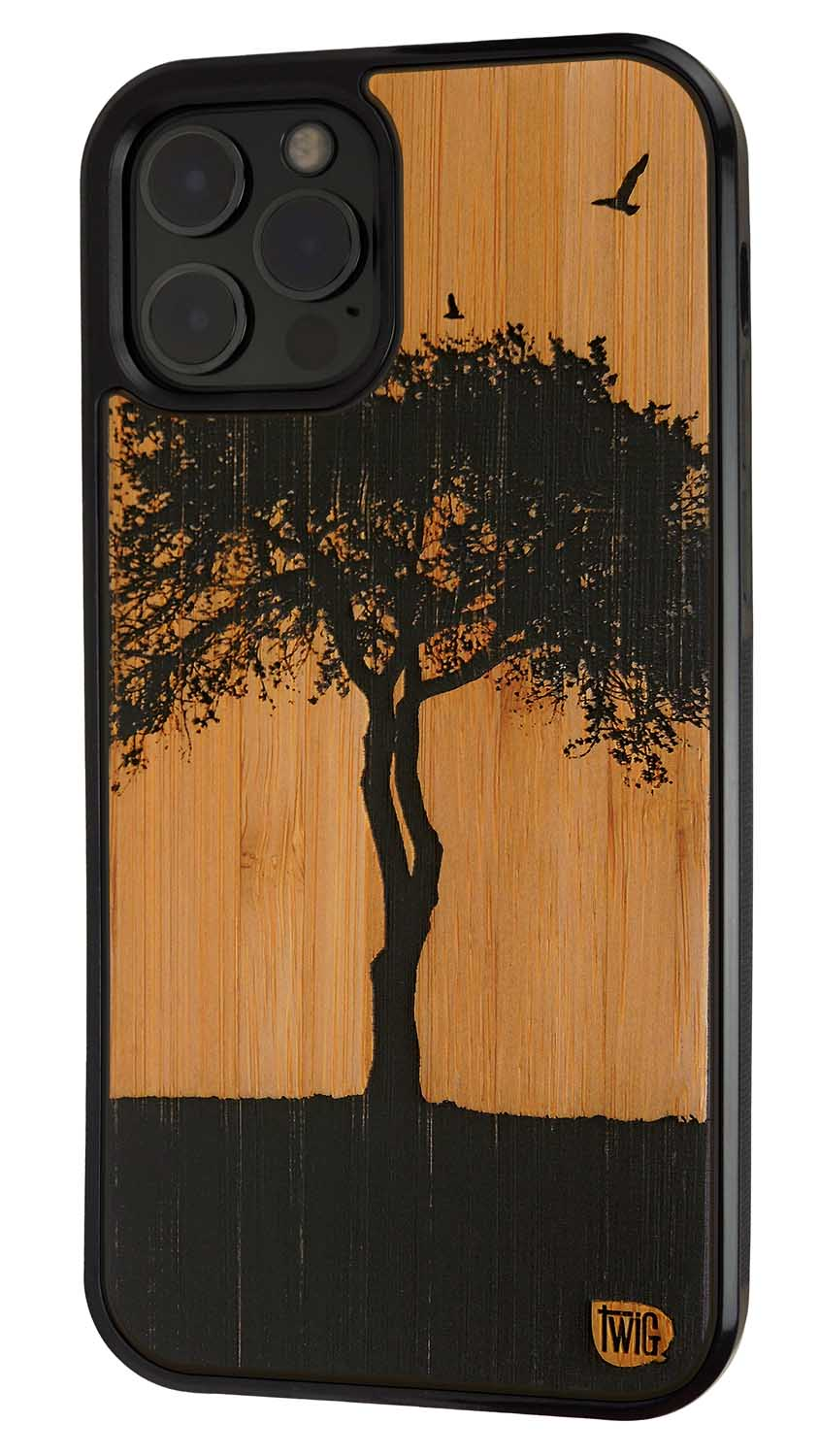 The One Tree - Case for iPhone 12/Mini/Pro/Max, Case for iPhone 12/Mini/Pro/Max - Twig Case Co.
