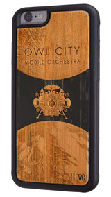 Owl City Mobile Orchestra iPhone Case #2 - Limited Edition of 100, Case for iPhone 6/6s & 6/6s Plus - Twig Case Co.