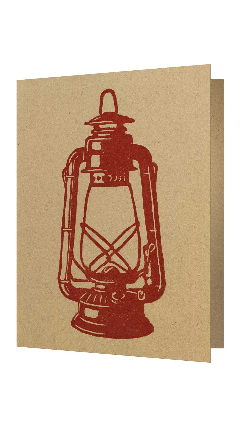Lantern Collection - Letterpress Greeting Cards, Cards - Twig Case Co.