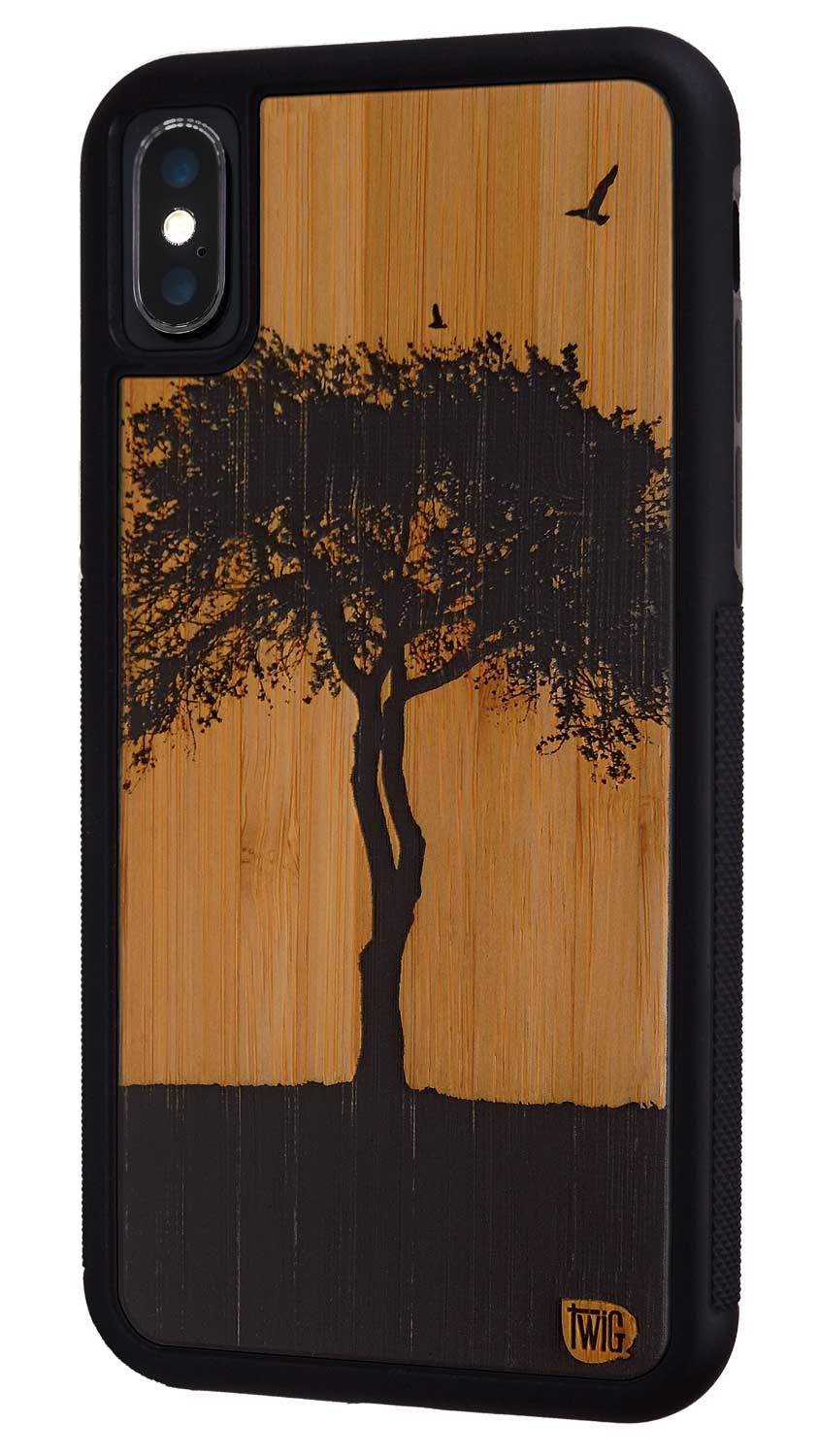 The One Tree - Case for iPhone X/XS/Max/XR, Case for iPhone X/XS/Max/XR - Twig Case Co.