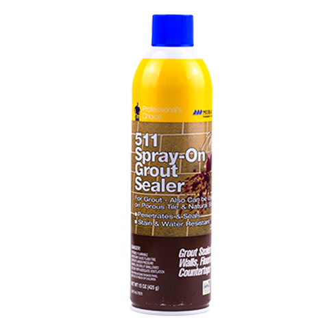 511 Spray-On Grout Sealer