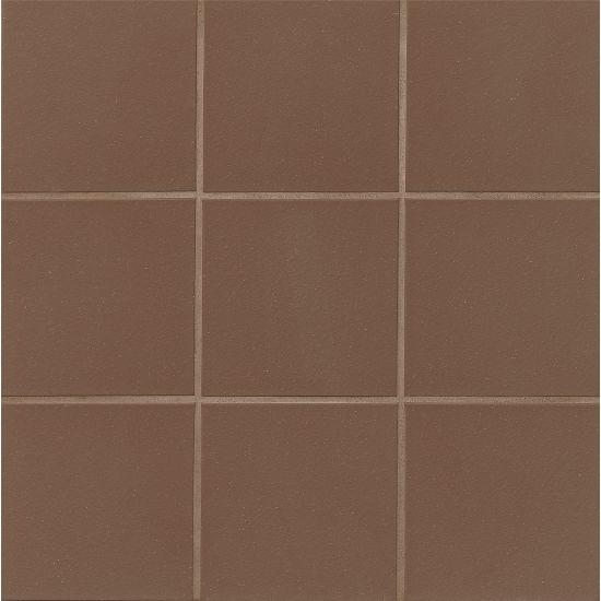 Chestnut Brown - Field Tile - Quarry Tile - Mezquite Installations