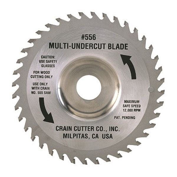 No. 556 Carbide-Tipped Blade - Mezquite Installations
