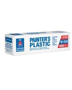 Sherwin-Williams .31 Mil High Density Painter's Plastic