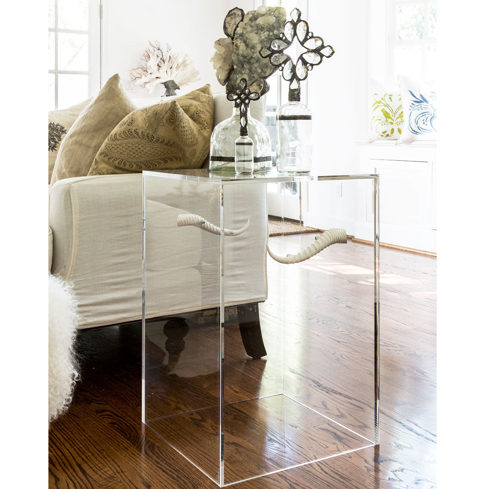 Bella Side Table - (TBL-Bel- ~ S638T1178)
