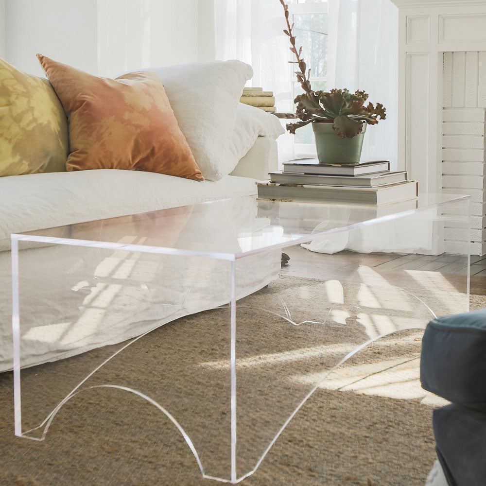 Arched Table (Coffee or Side Table)