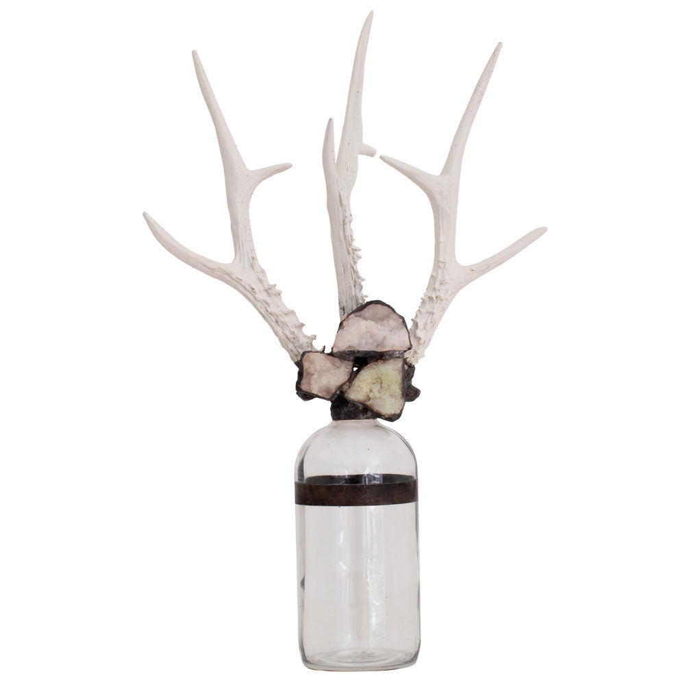 Triple Small Antler Bottle
