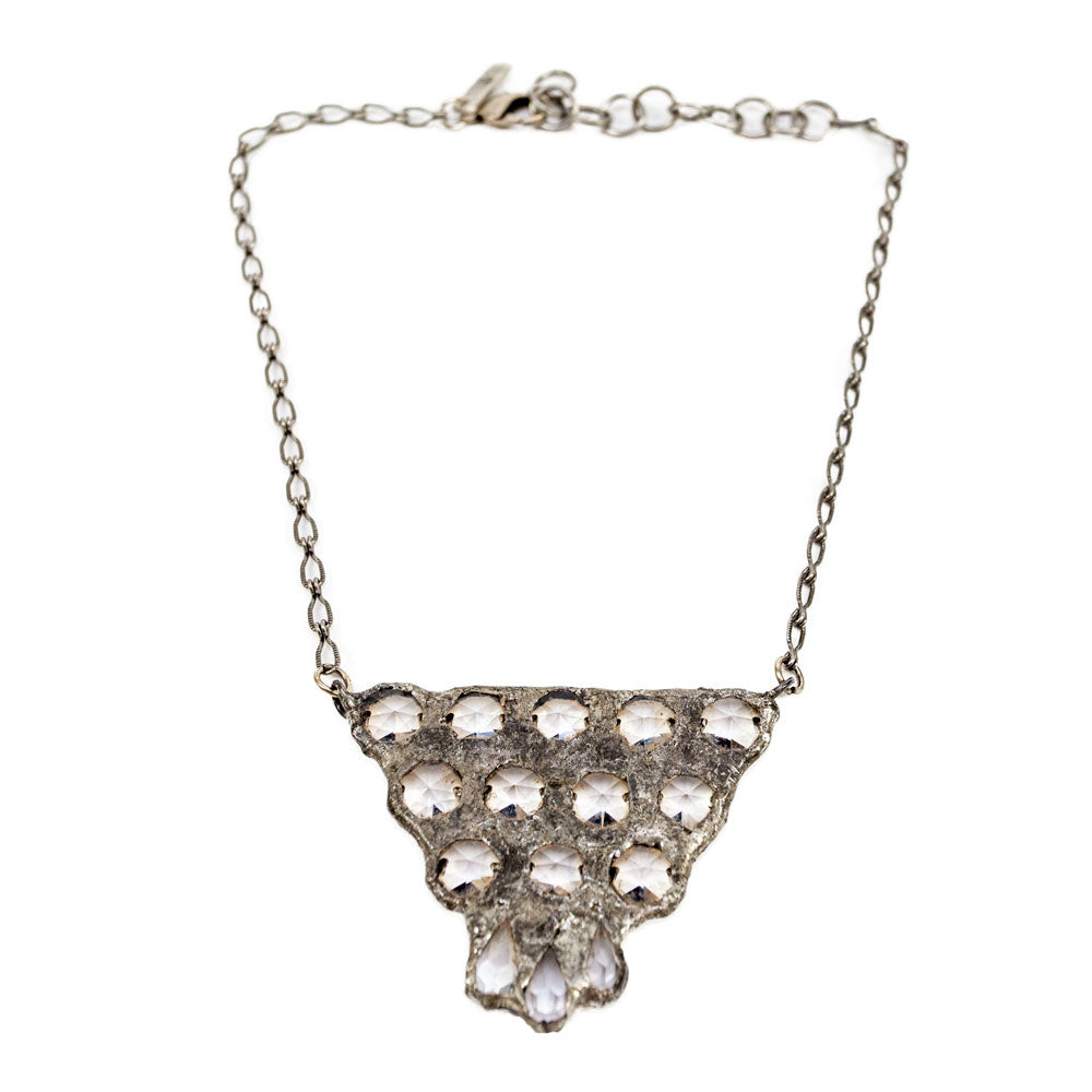 Ace 15 Crystal Necklace - (NCK-Ace15Cry ~ S88T88)