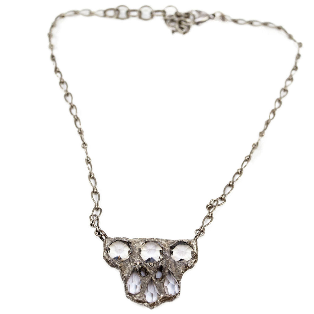 Ace 6 Crystal Necklace