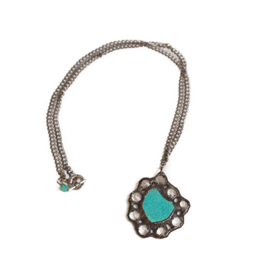 Henlie Turquoise Necklace
