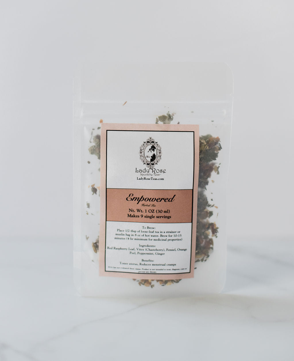 Empowered Herbal Tea (1 oz)