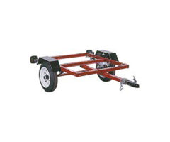 Velocity Signs Heavy Duty Utility Trailer