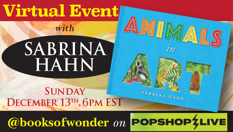 Virtual Event with Sabrina Hahn