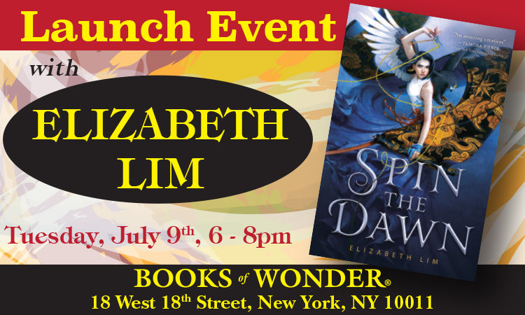 LAUNCH EVENT for Spin the Dawn with ELIZABETH LIM
