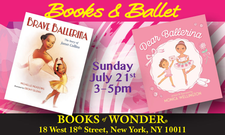 BOOKS AND BALLET