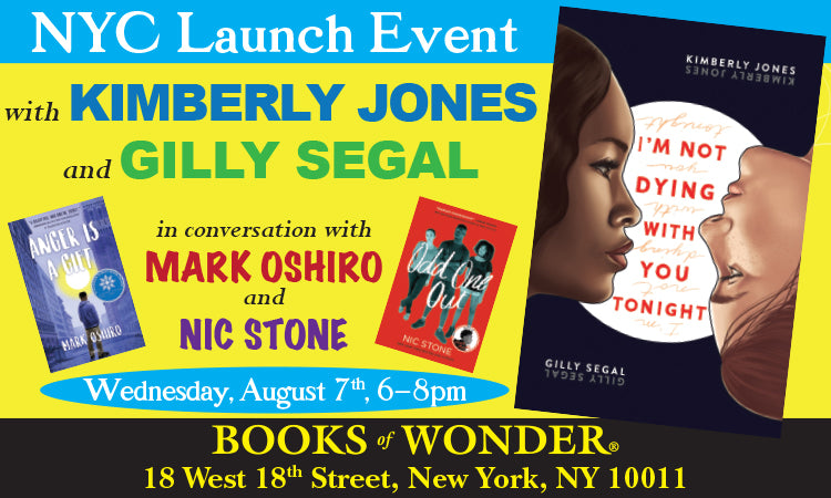 NYC Launch Event for I'm Not Dying with You Tonight by KIMBERLY JONES and GILLY SEGAL