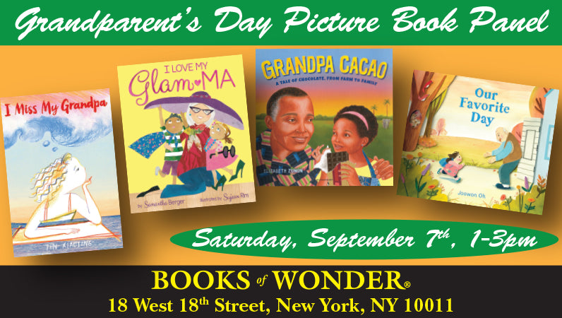 Grandparents's Day Picture Book Panel