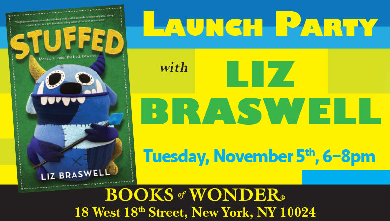 Launch Party for Stuffed by Liz Braswell