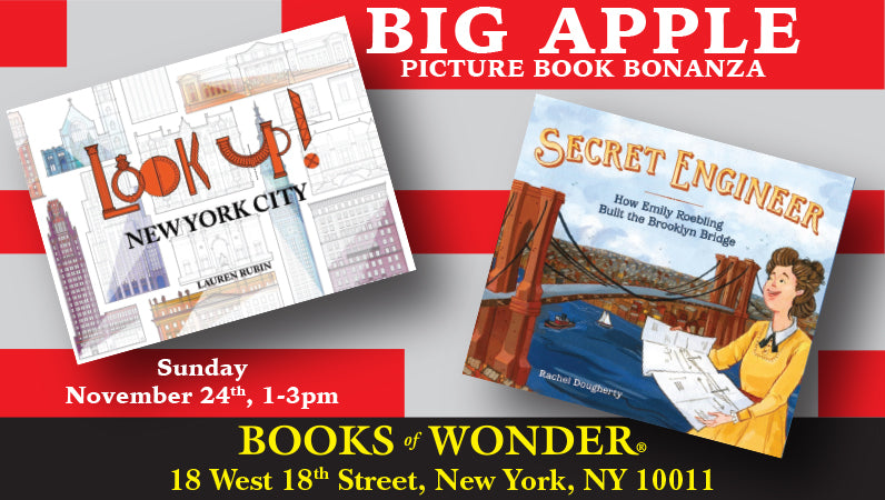 Big Apple Picture Book Bonanza