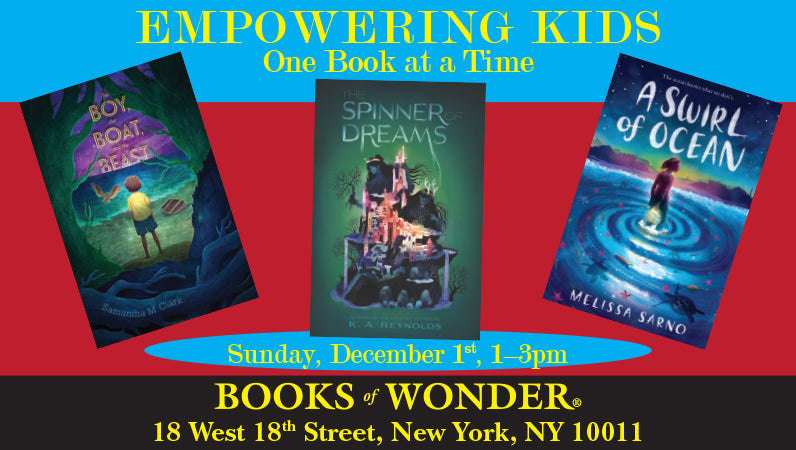 Empowering Kids: One Book at a Time